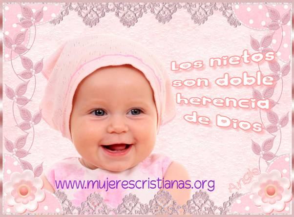 LOS NIETOS SON DOBLE HERENCIA DE DIOS