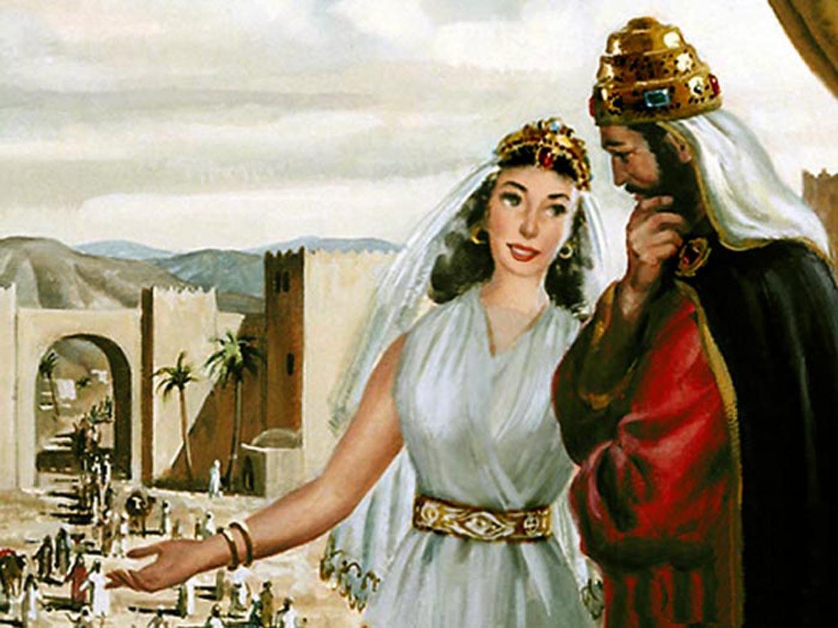 Ester-la-reina-con-el-rey