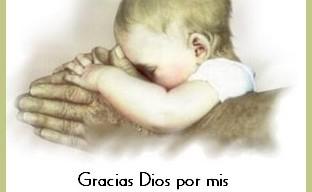 Oracion de un niño por sus padres