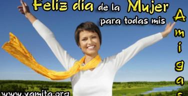 Feliz de la mujer para todas mis amigas (1)
