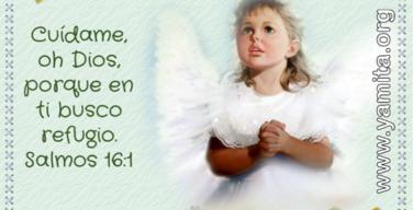 Cuidame oh Dios