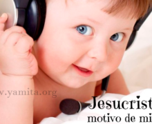 Jesucristo es el motivo de  mi vivir