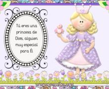 Tu eres una princesa de Dios