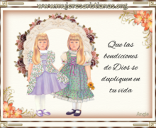 Que las bendiciones de Dios se dupliquen en tu vida