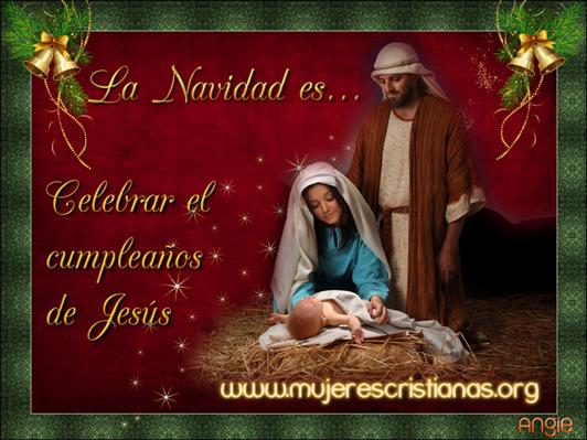 El cumpleanos de jesus